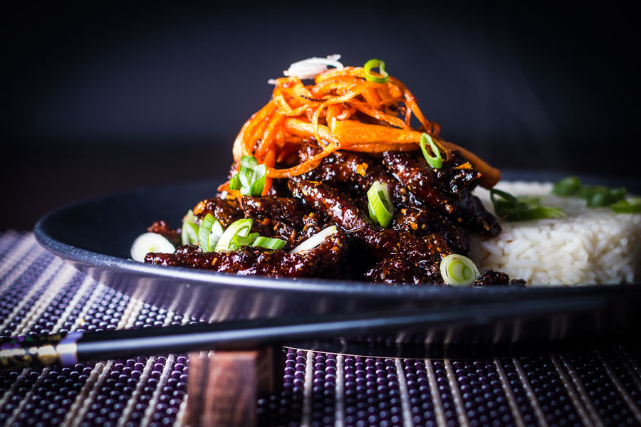 how to make chilli beef chinese style
