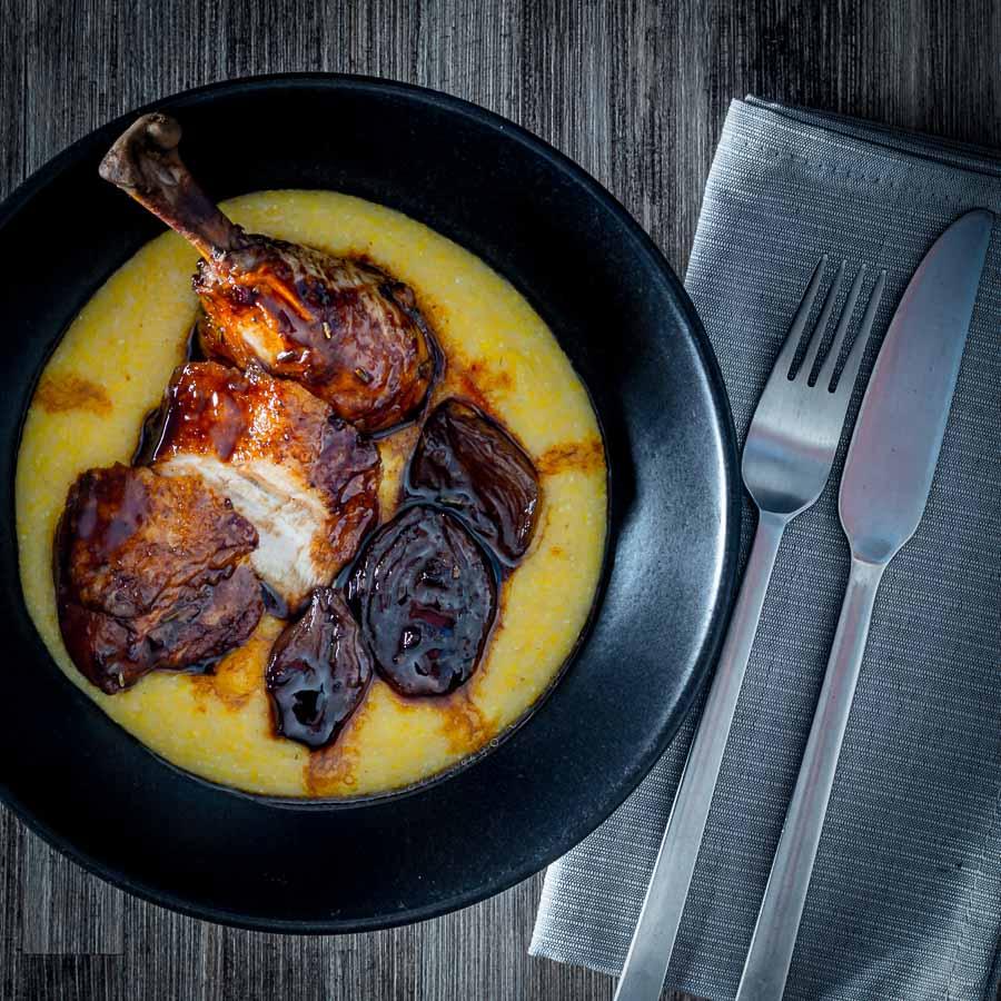 Slow Cooker Chicken Cacciatore Krumpli