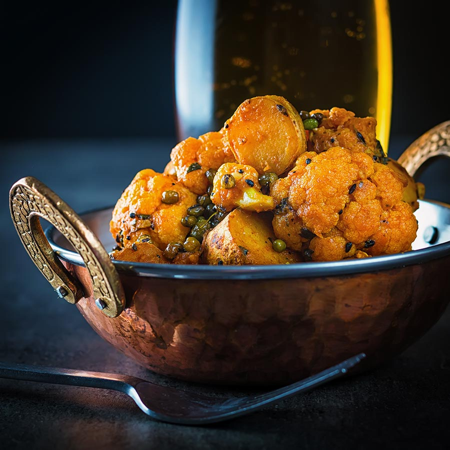 If you want a vegan curry then you must make this aloo gobi recipe a fantastic potato and cauliflower curry, so many wonderful rich flavours and all done in under an hour.
