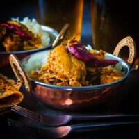 Fragrant Indian Chicken Curry with Coconut
