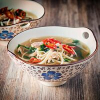 Asian Chicken Soup: Using Left Over Roast Chicken