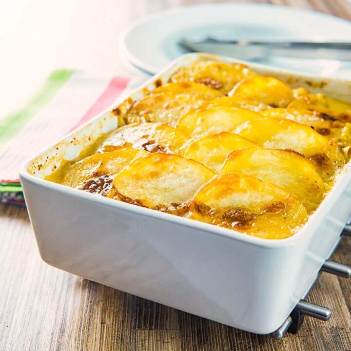 Recipe for Chicken Hotpot