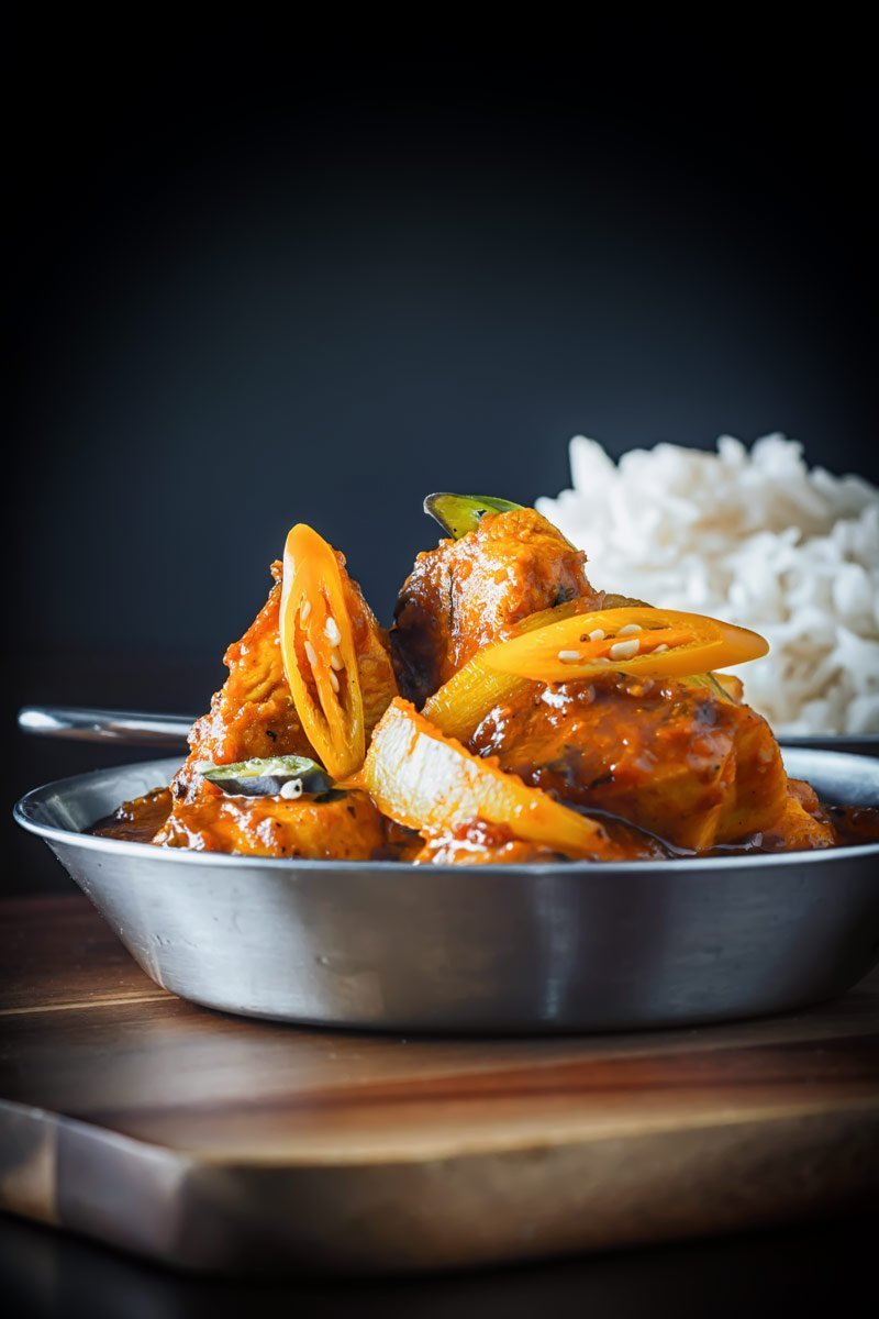 The usual habitat for a chicken pathia seems to be a British curry house. This fiery sweet and sour number with Gujarati leanings should be shown a lot more love.