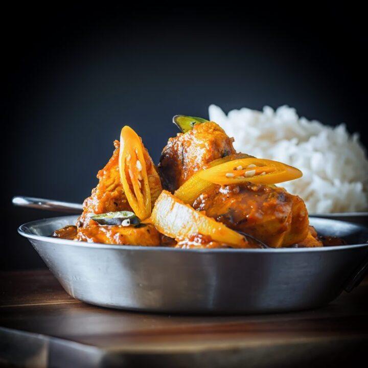 Chicken Pathia Recipe