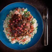 Fesenjan: Walnut and Pomegranate Chicken Stew