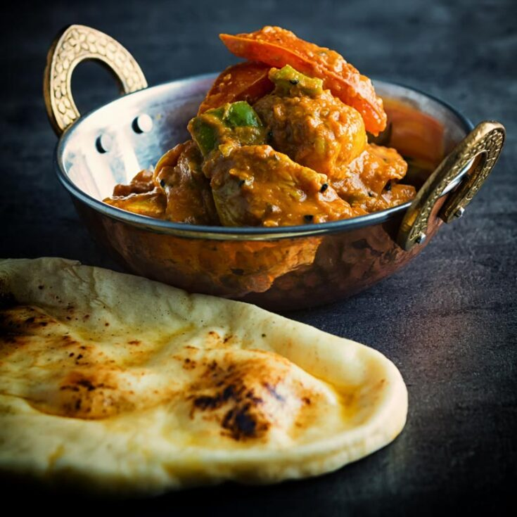 Chicken Balti: The Original Brummie Curry