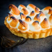 Individual Lemon Meringue Pie