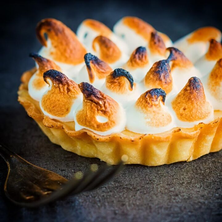 Individual Lemon Meringue Pie