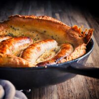 Skillet Toad in the Hole