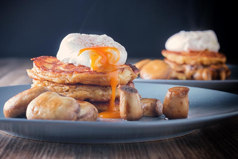 Boxty are an Irish potato pancake a super indulgent breakfast and if required an outstanding hangover cure!