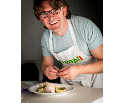Krumpli, Brian Jones Headshot
