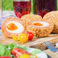 Baked Scotch Egg