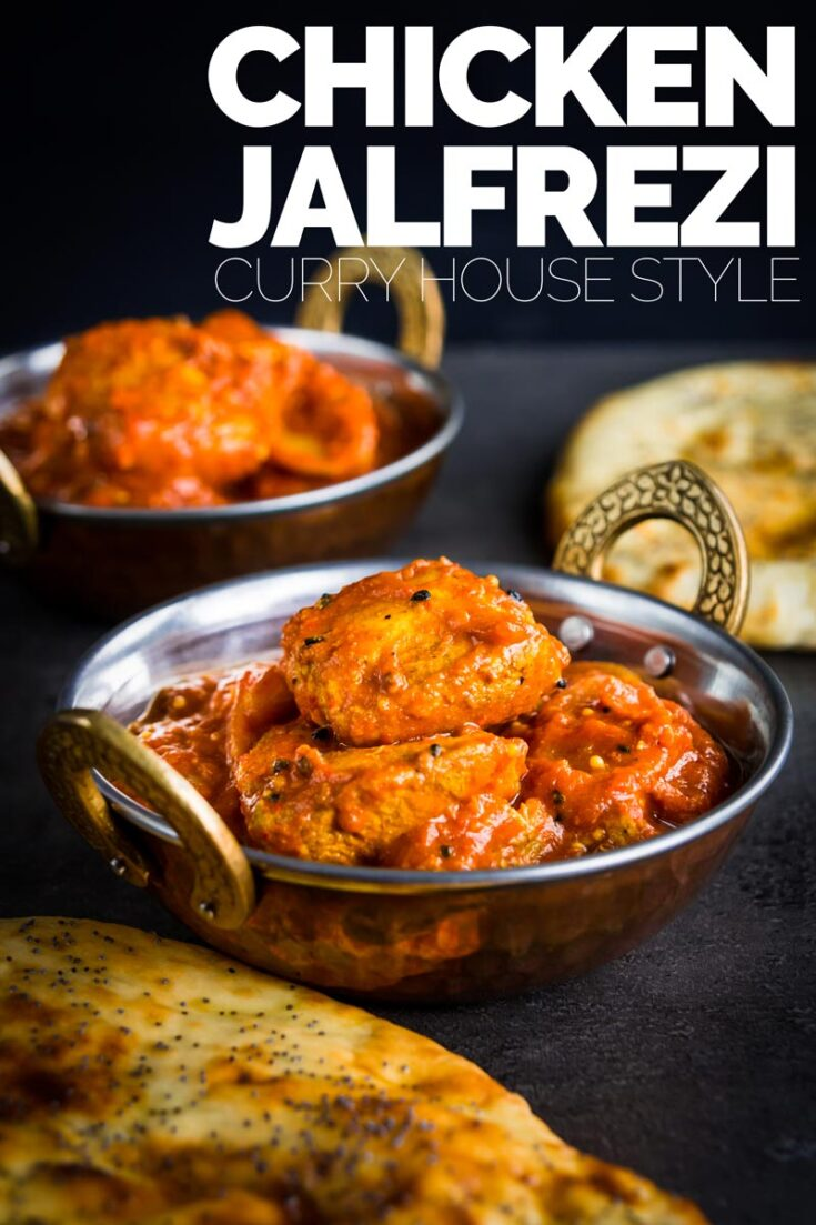 This chicken Jalfrezi recipe is another nod to the British Indian Curry I grew up with... This curry has strong Bangladeshi and Pakistani leanings and is a real favourite! #jalfrezicurry #britishindiancurry