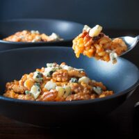 Pureed Pumpkin Risotto Recipe