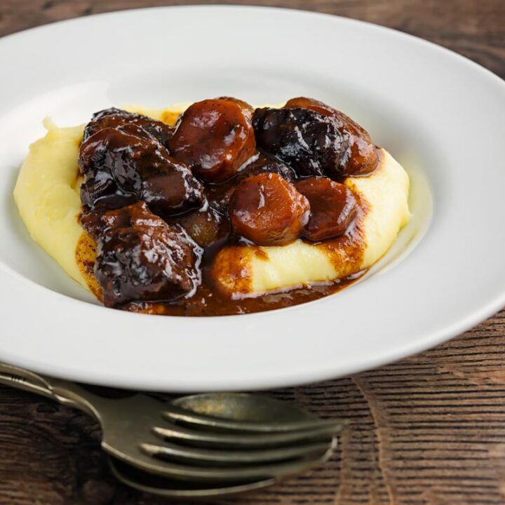 Slow Cooker Daube of Beef