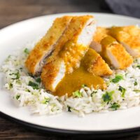 Recipe for Chicken Katsu Curry