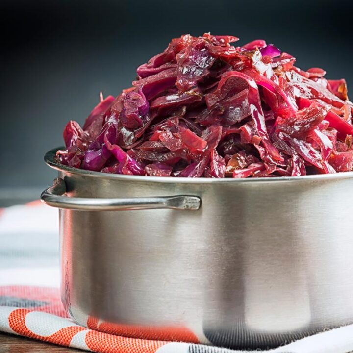 Classic Braised Red Cabbage Recipe