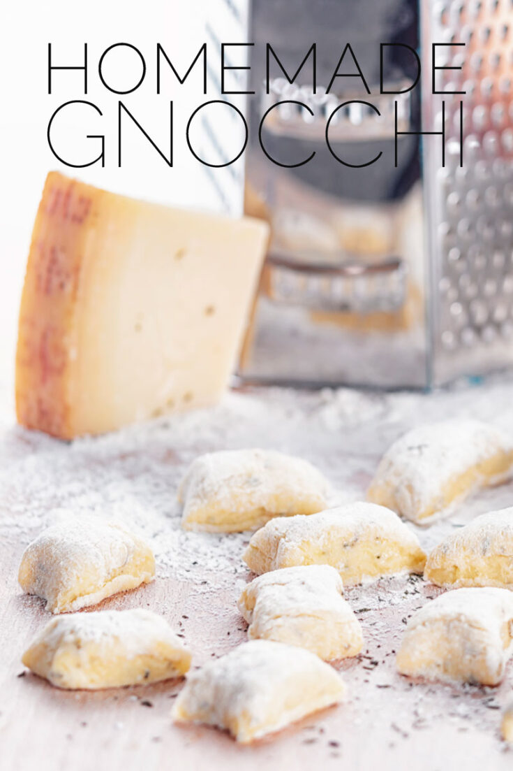 This homemade potato gnocchi recipe is an awful lot more simple than you would assume, they are light and delicious and freeze wonderfully.