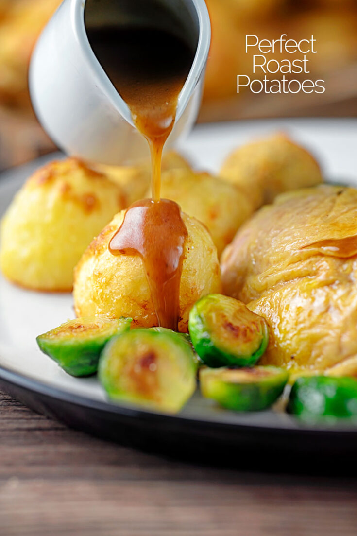 Knowing how to cook the perfect roast potatoes really is not that difficult, all you need is the right spuds and a couple of hints!