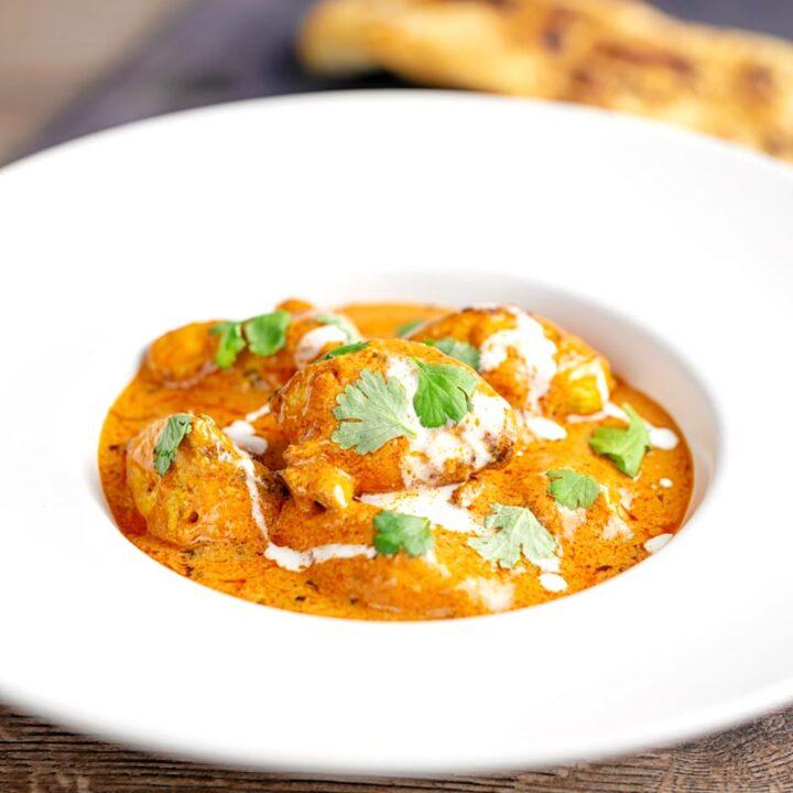 Murgh Makhani or Butter Chicken Recipe