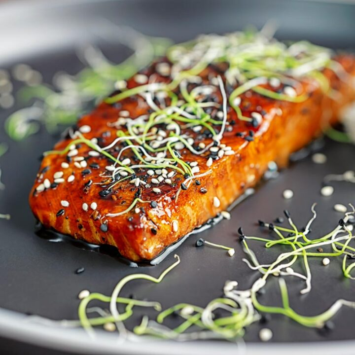 Quick Salmon Teriyaki Recipe