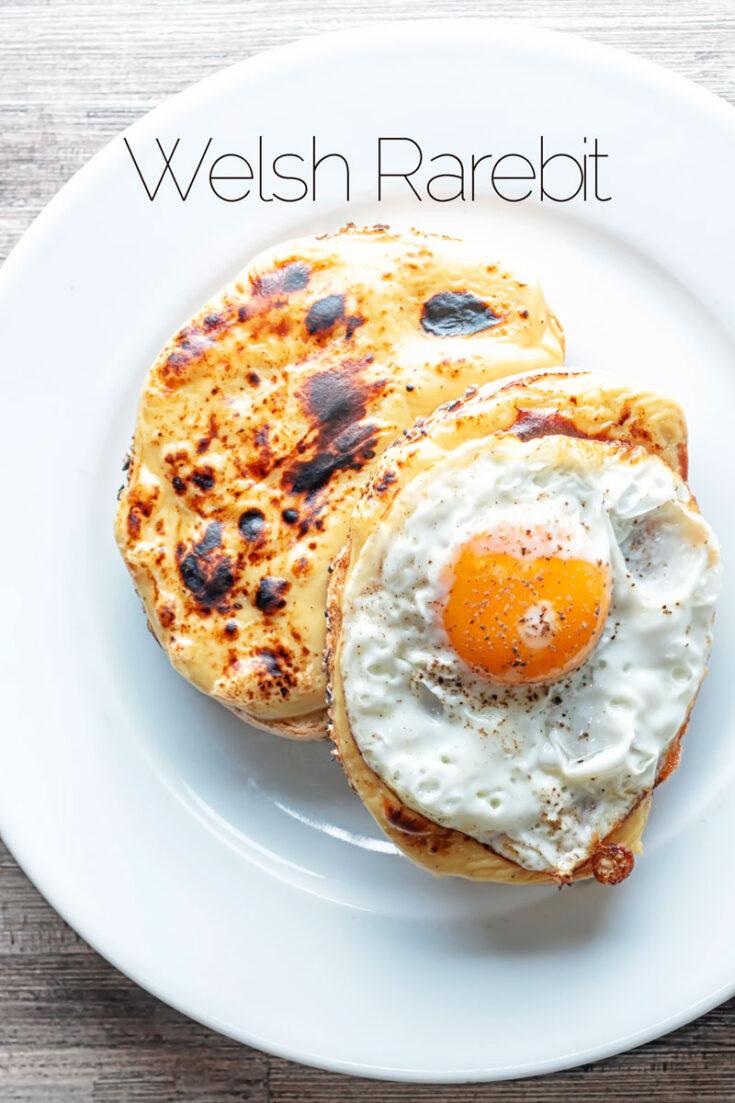 Welsh Rarebit, the Best Cheese on Toast! | Krumpli
