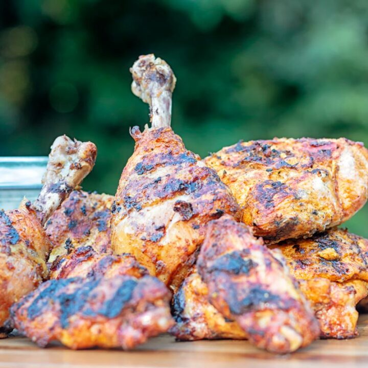 BBQ Tandoori Chicken Recipe