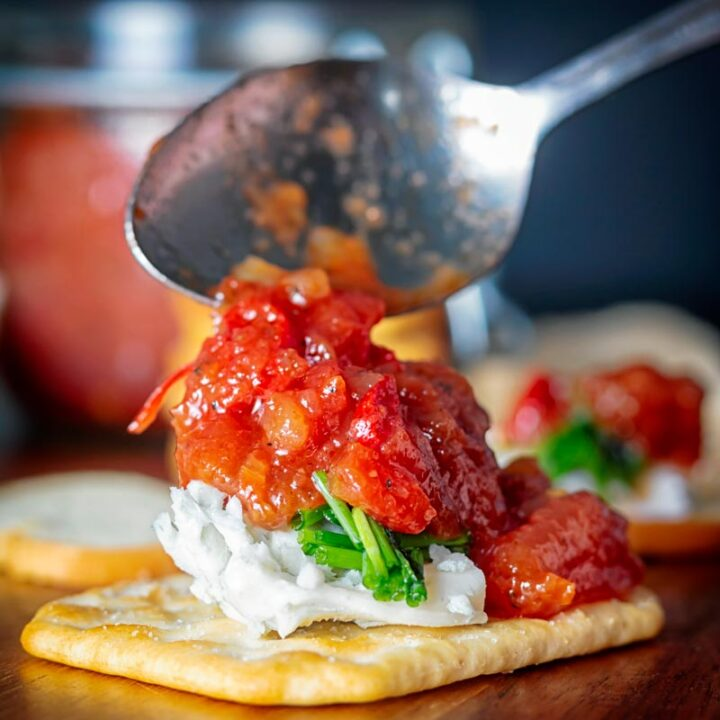 Tomato and Chilli Jam Recipe
