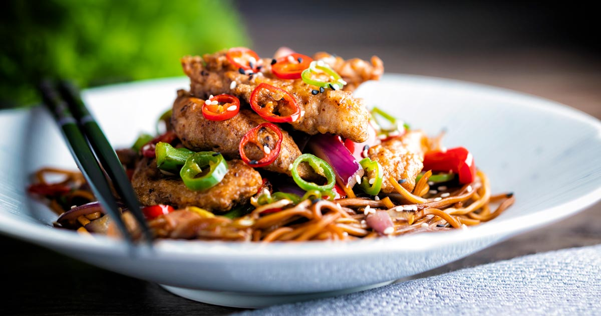 Salt and Chilli Chicken Quick & Easy